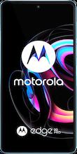 Voorkant Motorola edge 20 pro dual sim wit