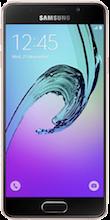 Galaxy A3 2016 RoseGold voorkant