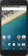 Nexus 5X blauw voorkant vergelijken