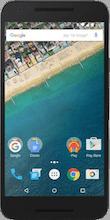 Nexus 5X wit voorkant vergelijken