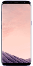 Galaxy S8 Orchid Gray voorkant