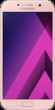 A5 roze 2017 voorkant