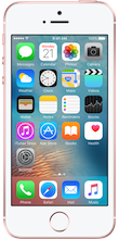 Apple Iphone se voorkant