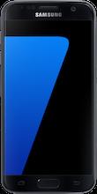 S7 black voorkant