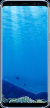 Samsung s8 blue