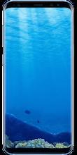 Blue voorkant S8