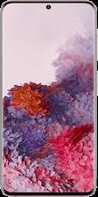 Voorkant samsung galaxy s20 dual sim roze