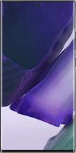Voorkant samsung galaxy note 20 ultra dual sim zwart