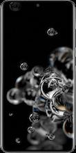 Voorkant samsung galaxy s20 ultra dual sim zwart