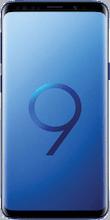 Voorkant galaxy s9 blauw