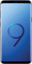 Voorkant galaxy s9 plus blue