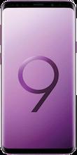 Voorkant galaxy s9 plus paars