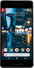 Voorkant pixel 2 white