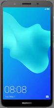 Voorkant huawei y5 2018 dual sim zwart