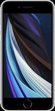 Voorkant apple iphone se 2020 wit