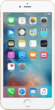 iPhone 6s Gold voorkant