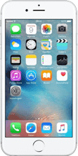 iPhone 6s Silver voorkant