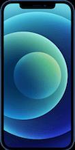 Voorkant apple iphone 12 blauw
