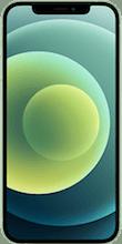 Voorkant apple iphone 12 groen