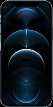 Voorkant apple iphone 12 pro blauw