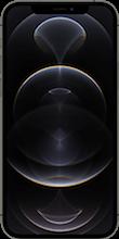 Voorkant apple iphone 12 pro grijs