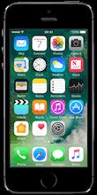 Iphone 5s grijs