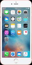 Iphone 6s plus roze