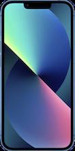 Voorkant apple iPhone 13 blauw