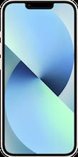 Voorkant apple iPhone 13 mini wit
