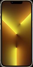Voorkant apple iPhone 13 pro goud