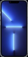 Voorkant apple iPhone 13 pro max blauw