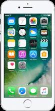 Voorkant iphone 7 128gb silver