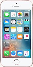 Voorkant iphone se roze