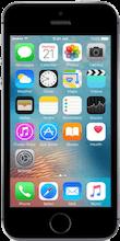 Voorkant iphone se grijs