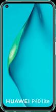 Voorkant huawei p40 lite dual sim groen