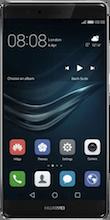 Huawei P9 Plus grijs