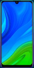 Voorkant huawei p smart 2020 dual sim blauw