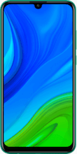Voorkant huawei p smart 2020 dual sim groen