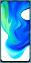 Voorkant xiaomi poco f2 pro dual sim blauw