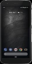 Voorkant cat s52 dual sim zwart