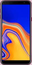 Voorkant samsung galaxy j4 plus dual sim roze