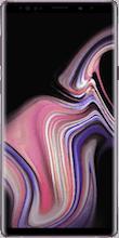 Voorkant samsung galaxy note 9 paars