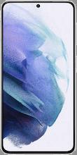 Voorkant samsung galaxy s21 dual sim wit