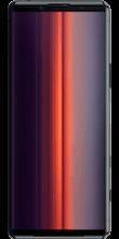 Voorkant sony xperia 5 II dual sim zwart