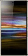 Voorkant sony xperia l3 dual sim goud