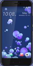 HTC U11 Dual Sim silver voorkant