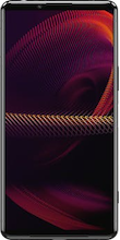 Voorkant Sony Xperia 5 iii dual sim zwart