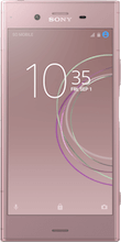 Voorkant roze xz 1