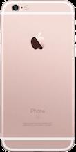 Achterkant iphone 6s rose gold