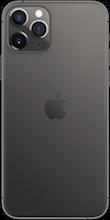 Achterkant apple iphone 11 pro refurbished zwart